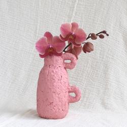 PINK ORCHID Vase