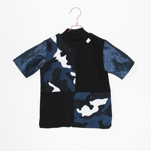 BLUE DREAM Camu Shirt