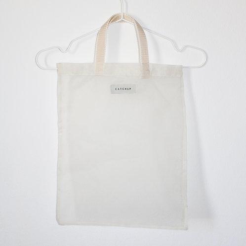 WHITE DREAM Shopper