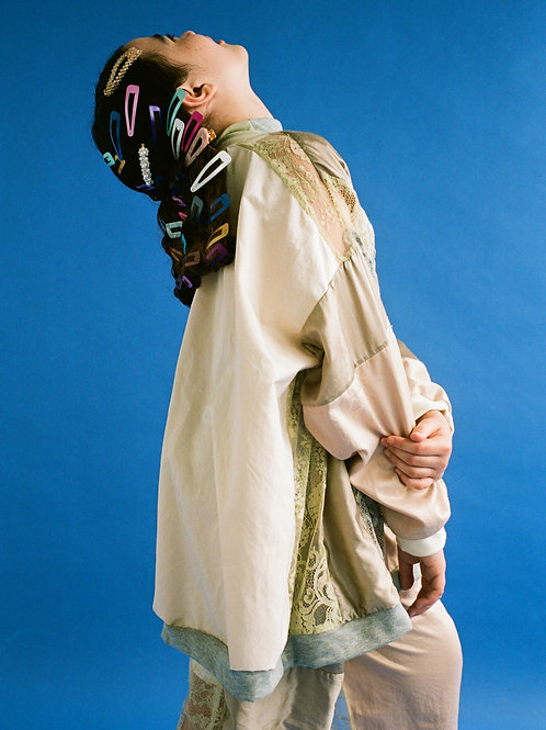 OVERSIZE PASTELL Pullover