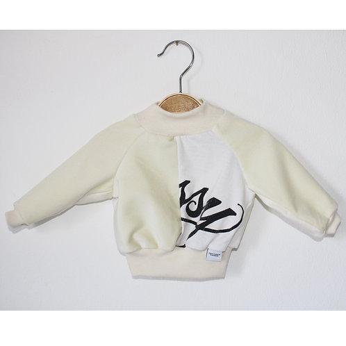 STÜSSI Sweater Baby beige
