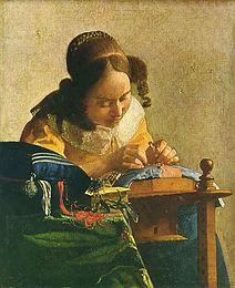 VERMEER et les maîtres de la peinture de genre au siècle d'or