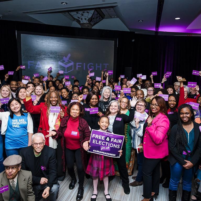 Scarsdale Dems Summer Fundraiser for Fair Fight