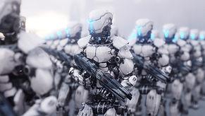 兵士ロボット