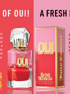 Juicy Couture Oui Mockup