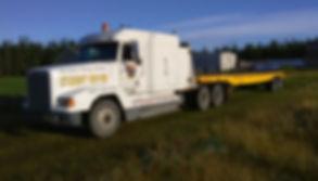 Alaska Driving Academy Test Truck