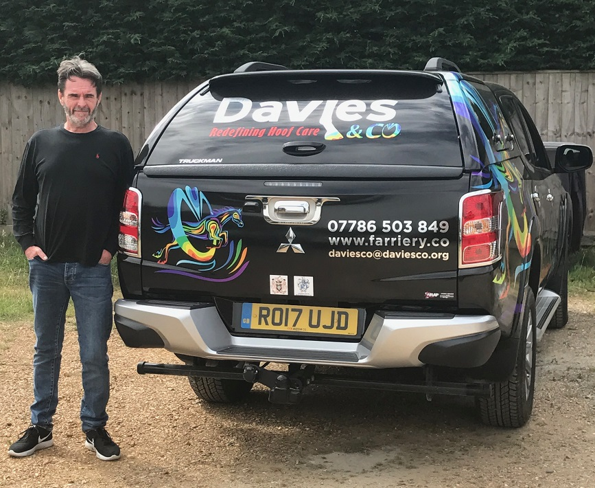 Ian Davies Farrier