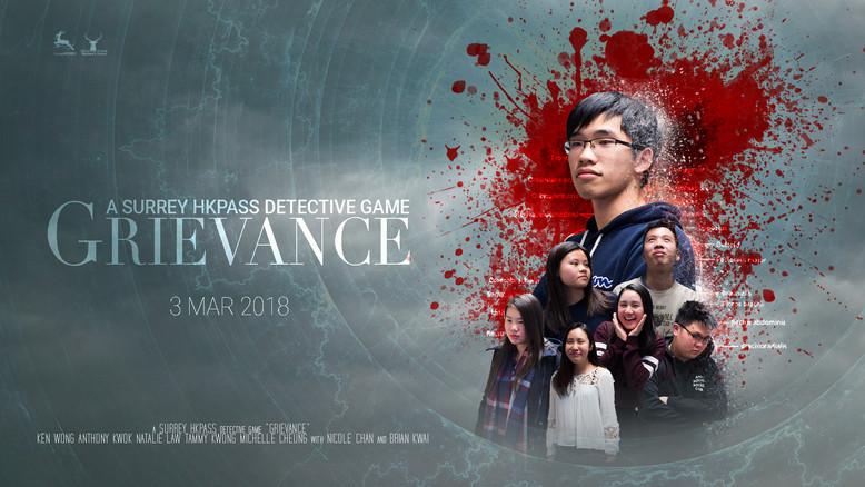 Grieveance Facebook Banner