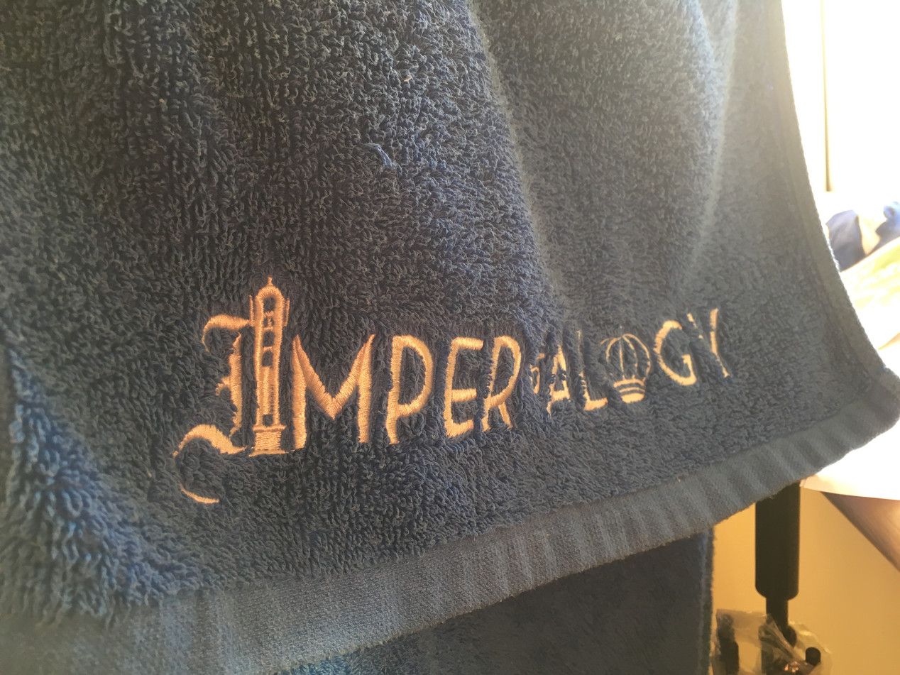 Imperial PASS Society - Imperialogy Towel