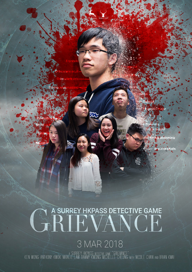 Grieveance Poster