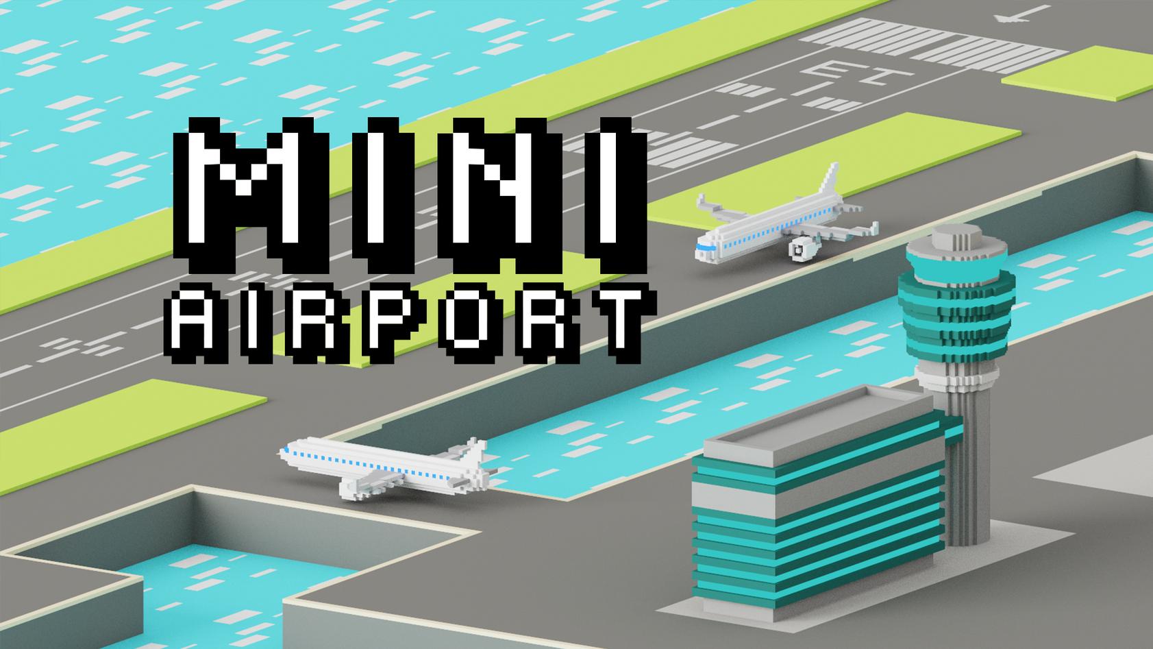 Mini Airport Splashscreen