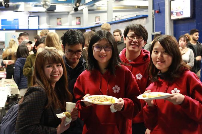 Surrey Japanese Society Committee Member Hoodie at One World Week