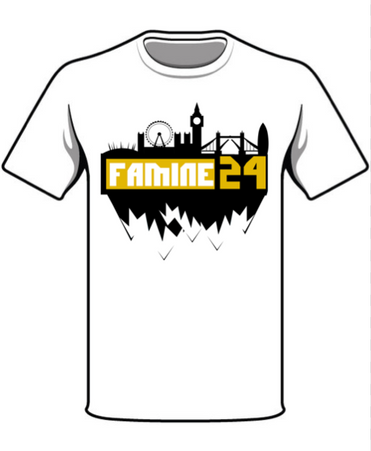 Imperial PASS Society - Famine 24 T-shirt Design Front
