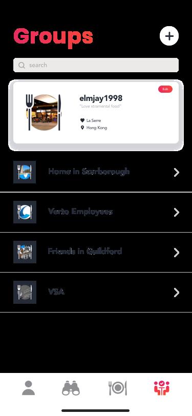 PickEasy Application Concept UI