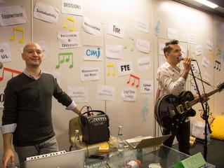 Sosyal Müzik Unilever'de