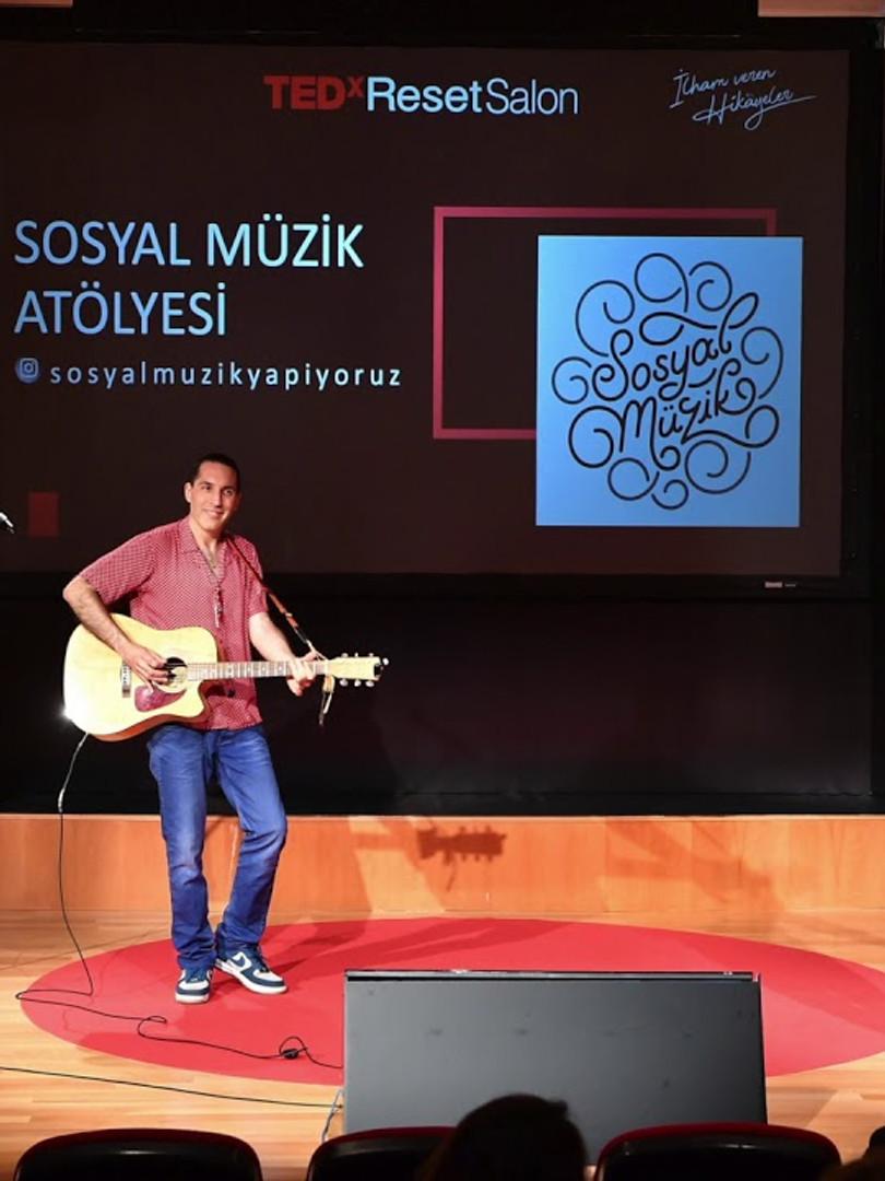 Yapı Kredi - TEDxReset İlham Veren Hikayeler