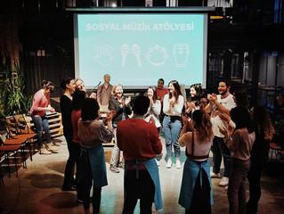 Kolektif House'da Sosyal Müzik