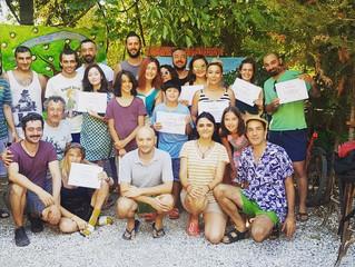 Kayaköy Sosyal Müzik Atölyesi Sona Erdi