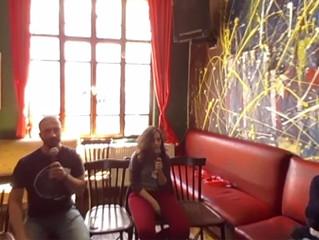 Sosyal Müzik Gitar Cafe'de