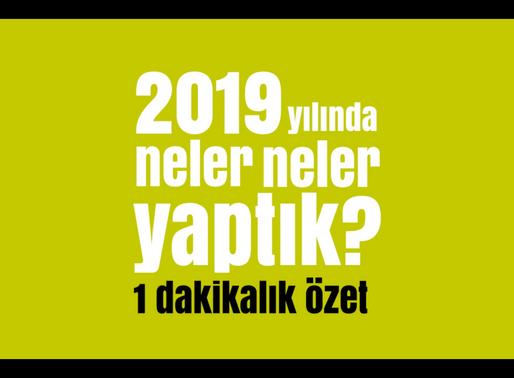 2019'da Neler Neler Yaptık - Otopark Müzik