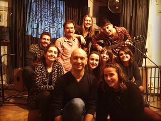 Sosyal Müzik Beşiktaş'ta idi