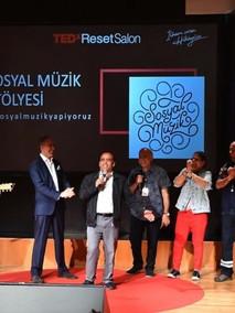 TEDxReset Yapı Kredi Etkinliği