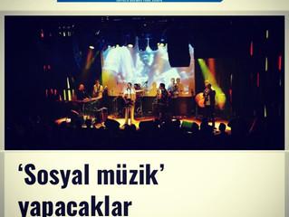 Sosyal Müzik Gazete Kadıköy'de