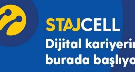 Turkcell STAJCELL 2021'deydik