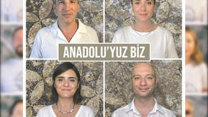 """Kültür Farkındalığı İçin Yaptık: """"Anadolu'yuz Biz"""""""