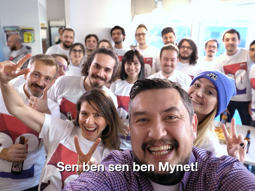 Yeni Yıl Şarkısı Mynet için