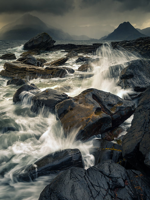 Elgol Cauldron - Isle of Skye