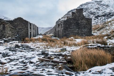 Cwmorthin Barracks