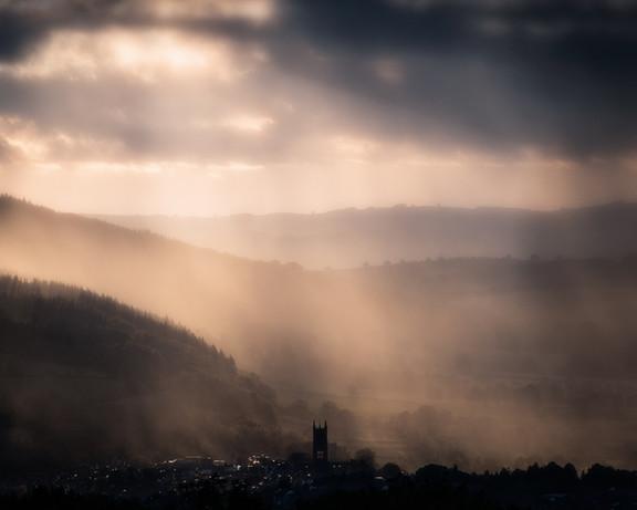 Ludlow Sunset