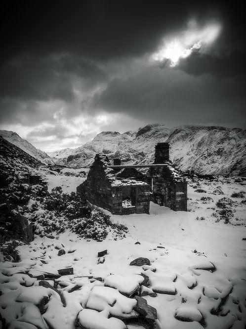 Room without a roof, Dinorwic