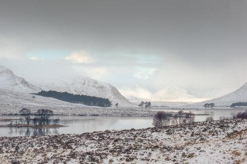 Skyfall, Loch a' Chuilinn