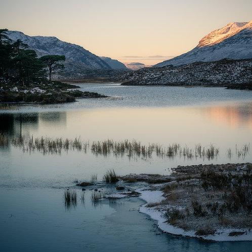 Glen Torridon Sunrise