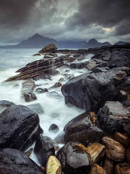 Elgol Silk - Isle Of Skye