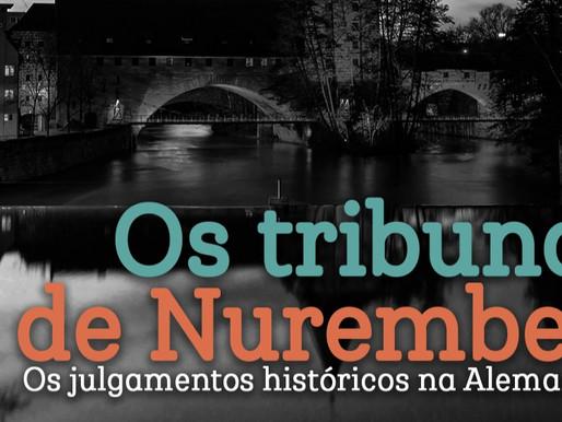 O tribunais de Nuremberg