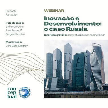 Webinar Inovação e Desenvolvimento_ o ca