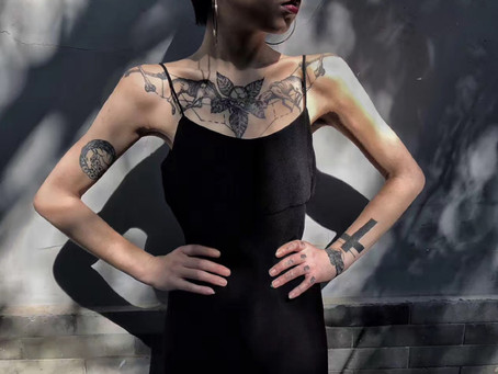 A Prickly Past, A Bright Future, Women in China's Tattoo Culture is as Thick as Ink