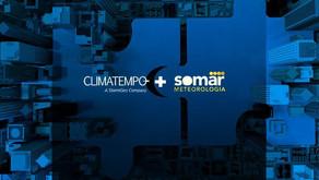 Climatempo e Somar criam maior empresa de meteorologia do HS
