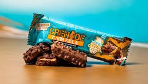 Mondelez compra marca de nutrição desportiva Grenade