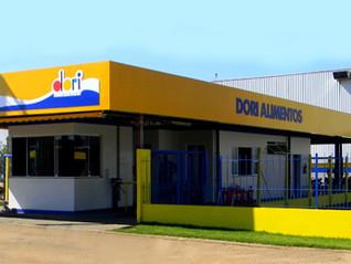 Dori Alimentos anuncia aquisição de Unidade Fabril