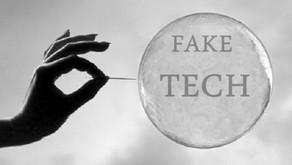 A bolha das fake techs já estourou?