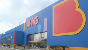 Carrefour Brasil anuncia compra do Grupo BIG