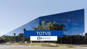 Totvs fatura R$ 720 milhões alta de 20%