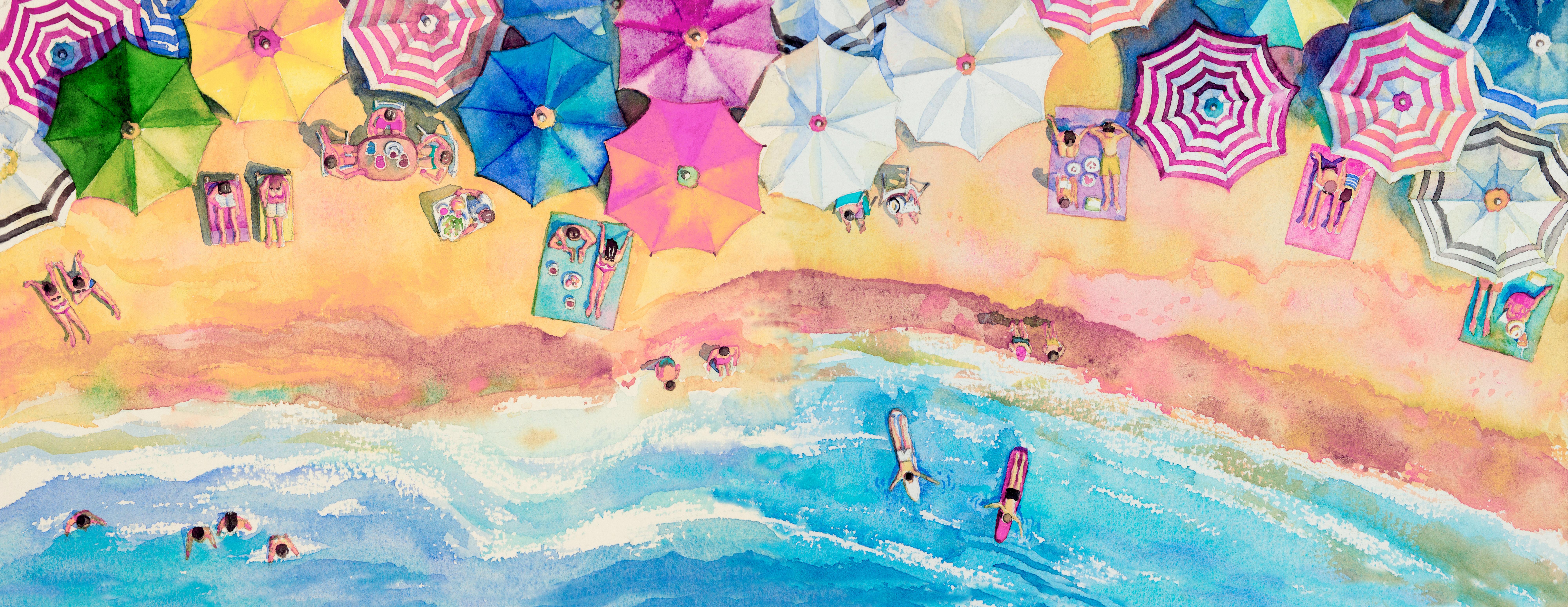 Blue Ocean Art