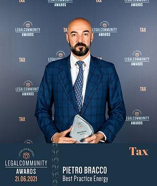 Best Practice Energy Tax Awards 2021_Pie