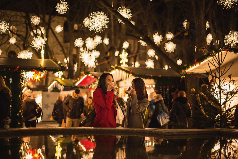 Quelle: Weihnachtsmarkt in Basel. Copyright by: Switzerland Tourism By-Line: swiss-image.ch/Andre Meier