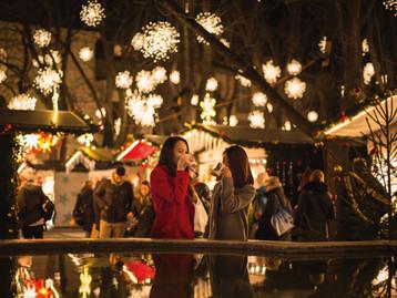 Weihnachtsmärkte - Stille - Feste - Licht